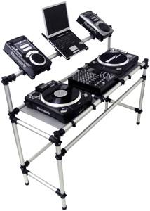 Rack DJ MK II - Titanium