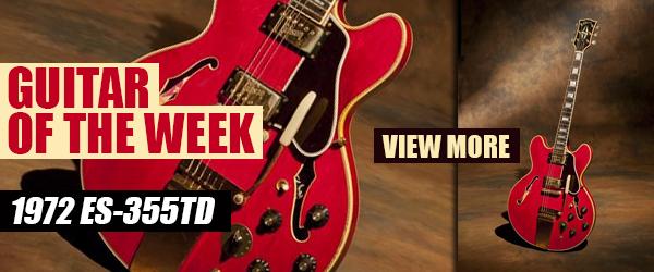 Guitar of the Week. 1972 ES-355TD
