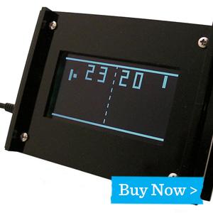 Monochron Clock