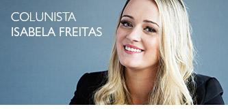 Colunista Isabela Freitas