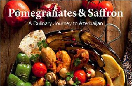 Pomegranates & Saffron
